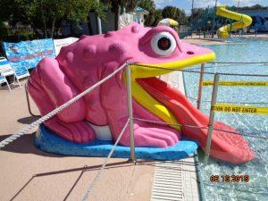 Fiberglass Repair and Restoration for Theme Parks