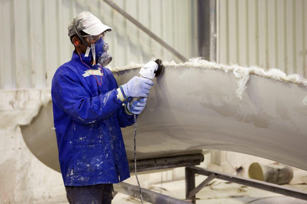 fiberglass repair Tampa FL