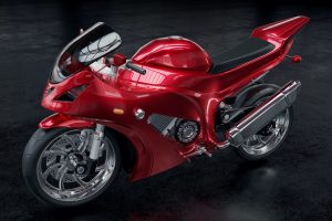 Motorcycle fiberglass repair & painting services.